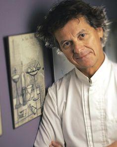 Guy Martin, chef du Grand Véfour.