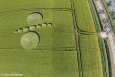 June 6 2016: Crop Circle Reported In The Netherlands