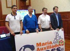 Presentación del XXXVII Cross Mª Auxiliadora - La Orotava