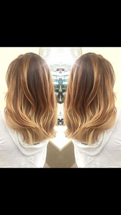 #caremal #Ombre #highlights