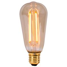 Save energy in style with Bell Lighting's Vintage LED Filament Bulbs, new to UK Electrical Supplies. (01462)
