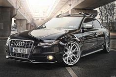 Tagmotorsports - Audi S4 on CV2