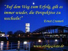 Erfolgszitat von Ernst Crameri Ernst Crameri  Schweizer Geschäftsmann und Schriftsteller (06.10.1959 - 06.10.2069)  Statement Ernst Crameri... (http://prg.li/m/216999)