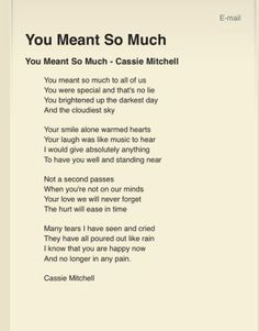 Funeral poems - Missing Quotes QUOTATION Image As the quote says Description Funeral Poems And Quotes Funeral Poems For Dad, Funeral Speech, Dad Poems, Funeral Quotes, Grief Poems, Funeral Verses, Funny Funeral Poems, Grief Quotes Child, Funeral Messages