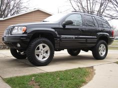 2002 Grand Cherokee Limited Build - JeepForum.com