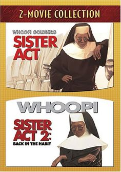 Whoopi rocks in these movies