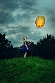 A fairytale world by photographer Iwona Harabin