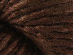 Deep Chestnut Fyberspates Scrumptious Chunky 16st/22r 100g 120m £13.99 55% Merino Wool, 45% Silk