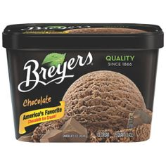 Breyers Chocolate