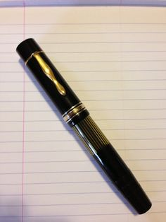Montblanc 139 (long window version). Most perfect pen ever made.