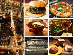 Great list of where to eat on Mag Mile!!  *Must* remember the trick to go to the bar at the Hancock observatory (which is cheaper than paying for a ride to the observatory level!).