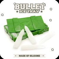 Load up this silicon magazine-style ammunition tray and create your own large, 50 calibre, bullet-shaped ice cubes. CkbLtd | Rakuten.co.uk Shopping: Silicon Bullet ICE TRAY 50 Calibre Shells Magazine Ammunition Cube fun Gift: BO-50CAL  Silicon Bullet ICE TRAY 50 Calibre Shells Magazine Ammunition Cube fun Gift: BO-50CAL from CkbLtd | Rakuten.co.uk Shopping