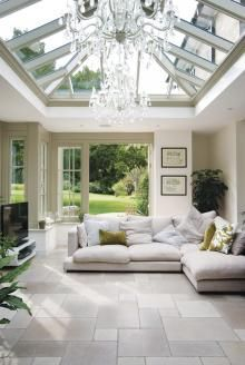Modern Home Decor Ideas Garden Room Extensions, House Extensions, House Extension Design, House Design, Extension Ideas, Conservatory Interiors, Orangery Extension, Westbury Gardens, Modern Lanterns