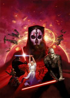 Sith of the Expanded Universe