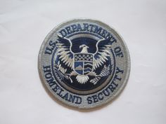 US Dept Homeland Security my collection