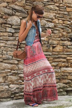 Street Style Long Dresses For Spring Season women clothing outfit fashion style apparel