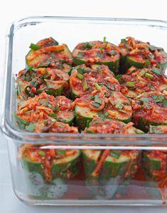 Cucumber Kimchee | Beyond Kimchee
