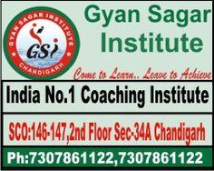 http://gyansagarinstitute.com/ugcnet-coaching.html SCO: 146-147,2nd Floor Sec- 34A Chandigarh  PH,7307961122,7307861122