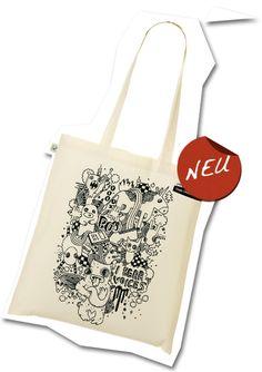 The GuteJute tote bag design #7