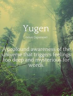 Here's a juicy new word for you! This can often be experienced during mindfulness grounding deep relaxation psychedelics meditation shamanic healing and spiritual nature experiences. Unusual Words, Unique Words, Cool Words, Interesting Words, The Words, Pretty Words, Beautiful Words, Beautiful Japanese Words, Aesthetic Words