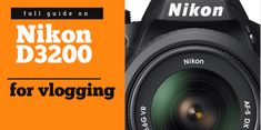 Nikon For Vlogging: This Is Why Most Vloggers Like This Best Vlogging Camera, Best Camera, Dslr Photography, Photography Lessons, Photography Business, Photoshop Elements, Photoshop Actions, Camera With Flip Screen, Leica Camera