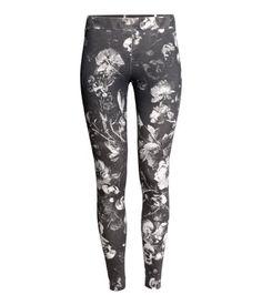 Patterned Leggings - H&M $18