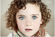 Amazing Eyes ~The eyes of an Angel. #Child #Photography in #Australia (Fashion / Prop Scarf for Children Family by CricketsCreations) http://www.kellieblincophotography.com.au