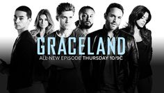 graceland tv show | Graceland - 1.03 - Heat Run - Preview | Spoilers