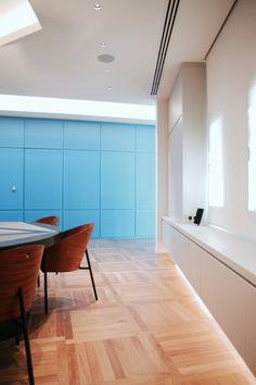 OFFICE – Cosberg S.p.a. ‹ Paolo Gerosa Design Studio Conference Room, Interior Design, Studio, Table, Furniture, Home Decor, Nest Design, Decoration Home, Home Interior Design