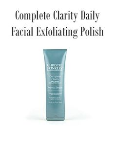 COMPLETE CLARITY Daily Facial Exfoliating Polish