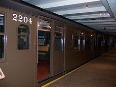 AB Standard (New York City Subway car) - Wikipedia, the free ...