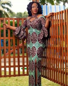 Unique Ankara Styles That Are Killing The Game Best African Dresses, African Fashion Ankara, Latest African Fashion Dresses, African Print Dresses, African Print Fashion, Africa Fashion, African Wear, African Attire, African Women