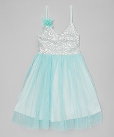 """Light Blue Sequin Dress Price $29.99 To purchase, comment """"Sold"""", size & EmaiL 100: 3-4 years 110: 4-5 years 120: 5-6 years 130: 6-7 years 140: 7-8 years"""
