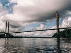 Ponte entre Brasil e Guiana Francesa é aberta no Amapá após 6 anos minutoengenharia.com.br