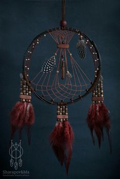 "Dreamcatcher Ловец снов ""Дух леса"" Sharapov_dream"