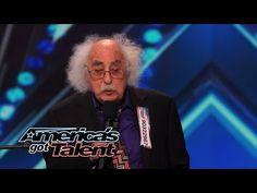 Ray Jessel: 84-Year-Old Sings a Naughty (Original) Love Song - America's Got Talent 2014