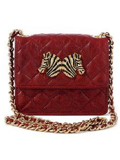 Zebras purse