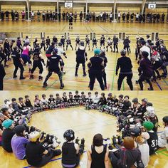 #Happy to see so many new #skaters... #freshmeat @cphrollerderby  #Rollerderby #cphrollerderby #copenhagenrollerderby #rollerderbyfreshmeat #rollerderbygirls #rollerderbyplayers by cphrollerderby