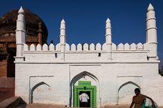 Mosque, Badami