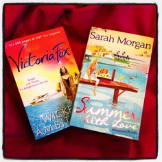 It's Bank Holiday time! To win these two fabulous summer reads by Sarah Morgan and Victoria Fox follow these simple steps:  1. Follow @Mills & Boon on Instagram 2. Take a photo of your weekend read and tag it with #BankHolidayBook 3. Encourage all of your friends to LIKE your photo!   The winner will be announced early next week, we will be looking for the most creative, most popular photo ;)