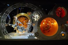 winning holiday window displays | Macy's Holiday Window Displays 2011 «