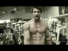 What are you waiting for?   You've got one life to live.  Why wait tomorrow and start.  Right the F--K Now!  Today it begins, tomorrow it continues and it never ends until you reach your goal and cross the finish line.. .......    Greg Plitt Head Strong Workout Preview - GregPlitt.com