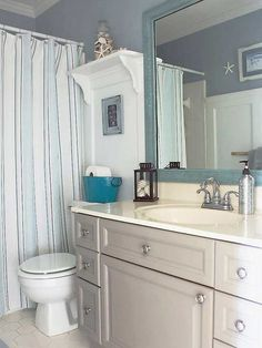 If you want to makeover or remodel your bathroom, look to these cheap ideas that will totally transform the small space. Working on a budget to renovate your bathroom will be much easier thanks to these foolproof decorating ideas.