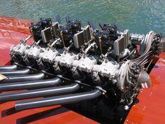 Hydroplane Engine