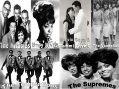 A potpourri of the finest Motown artists. http://www.rosettabooks.com/book/to-be-loved/