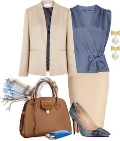 """Business Class"" by yasminasdream ❤ liked on Polyvore"