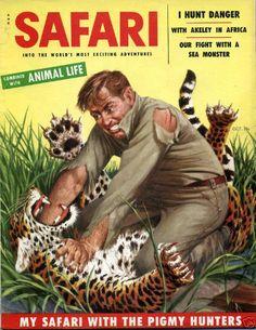 Safari magazine, 19??