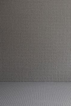 Porcelain stoneware wall tiles PICO ANTHRACITE BLUE DOTS by MUTINA design Ronan & Erwan Bouroullec