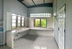 Dirty Kitchen Design, Kitchen Room Design, Outdoor Kitchen Design, Interior Design Kitchen, Modern Bungalow House Design, Minimal House Design, Hobby Design, Indian House Plans, Bedroom Closet Design