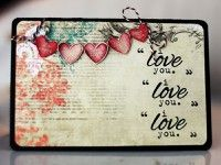 A Project by adora from our Cardmaking Gallery originally submitted 02/04/13 at 03:46 PM